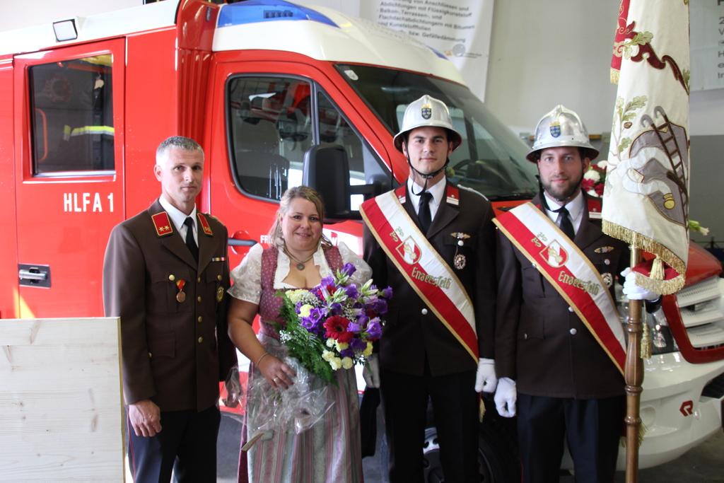 38. Feuerwehrfest & Fahrzeugsegnung