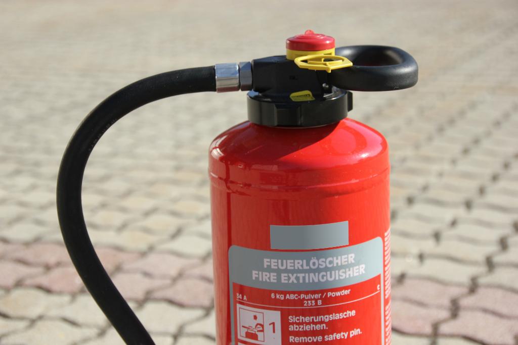 Vorbeugender - Brandschutz